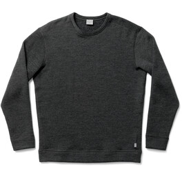 Houdini Alto Crew Sweater Men, true black